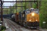 CSX 3154 leading Q301
